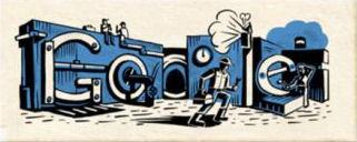 Doodle del 1 de mayo