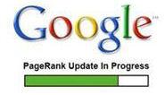 Actualización Google Pagerank