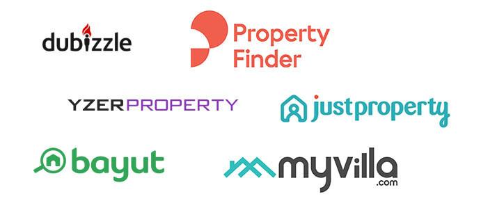 Dubai Property Portals SEO analysis