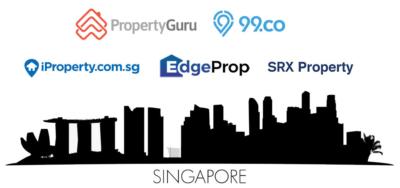 Top Singapore property portals