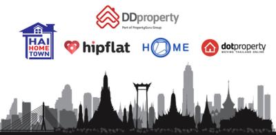 Top Property Portals in Thailand